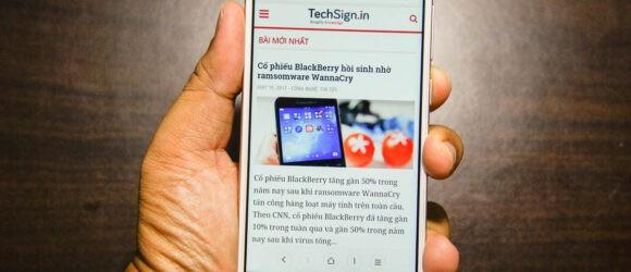 Mở hộp Xiaomi Redmi 4X