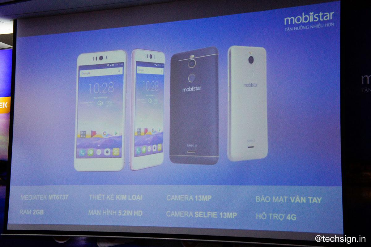Mobiistar Lai Zumbo J2 và S2 ra mắt, camera trước sau 13MP, giá 2,8 và 3,8 triệu