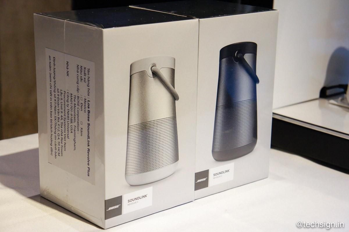 Bose lên kệ hai loa SoundLink Resolve Bluetooth, giá 5,5 và 8 triệu đồng