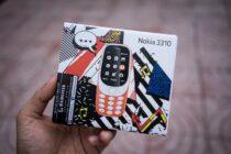 Cận cảnh Nokia 3310 tại Việt Nam