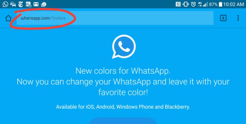 Xuất hiện website giả mạo trang WhatsApp với mục đích cài cắm adware