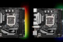 ASUS ROG ra mắt bộ đôi bo mạch chủ mini-ITX cho game thủ