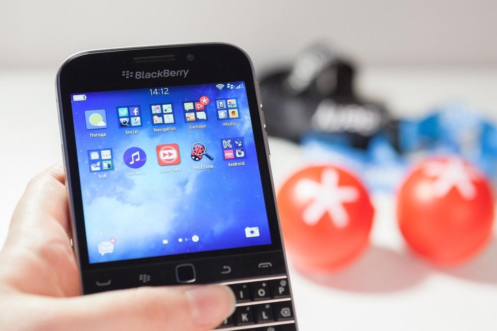 Cổ phiếu BlackBerry hồi sinh nhờ ramsomware WannaCry