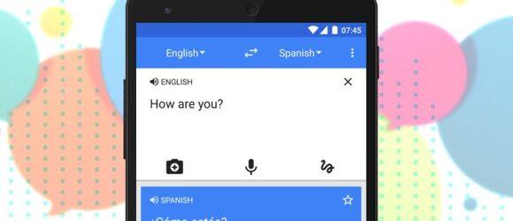 Cách sử dụng ứng dụng Google Translate trên smartphone của bạn