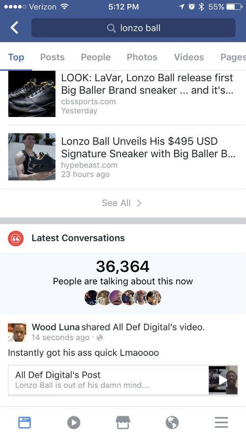 Facebook cập nhật tính năng cho phép xem trạng thái của người lạ
