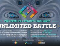 FPT tổ chức cuộc thi lập trình trí thông minh nhân tạo - Vietnam AI Hackathon 2017