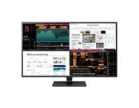 LG tung màn hình 42,5 inch hỗ trợ độ phân giải 4K
