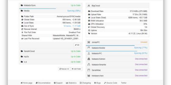 Syncthing: giải pháp đồng bộ dữ liệu cho người thích sự riêng tư