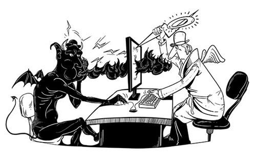 'Thế giới ngầm' của các hacker – Kỳ 2: Bất ngờ ở phút 89