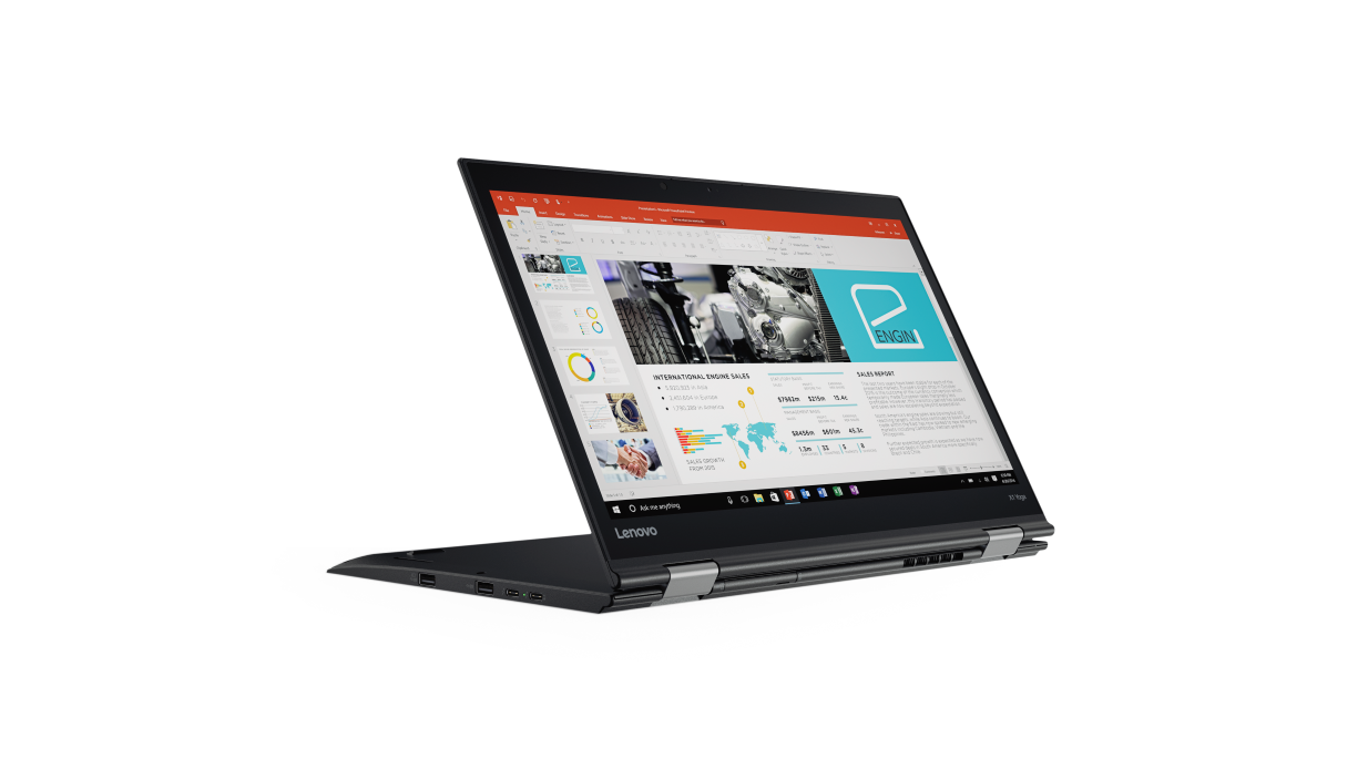 Lenovo giới thiệu thế hệ máy tính xách tay ThinkPad 2017