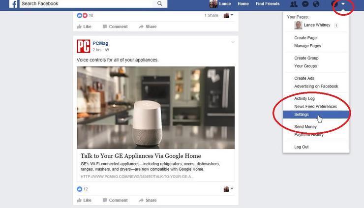 Cách ẩn những người bạn hay phiền nhiễu trên Facebook