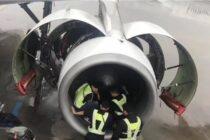 Một chuyến bay bị hoãn vì hành khách lớn tuổi ném tiền xu vào động cơ để cầu may mắn