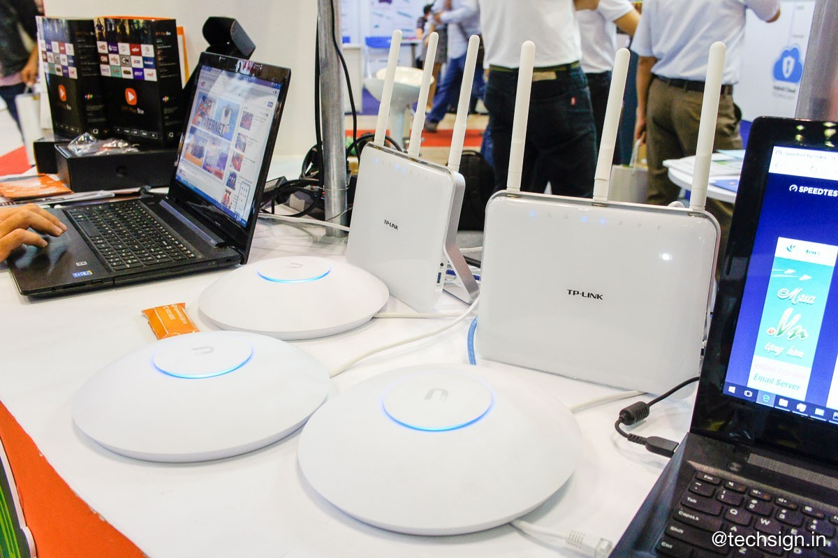 Khai mạc triển lãm Vietnam ICT Comm 2017 và Broadcast Vietnam 2017