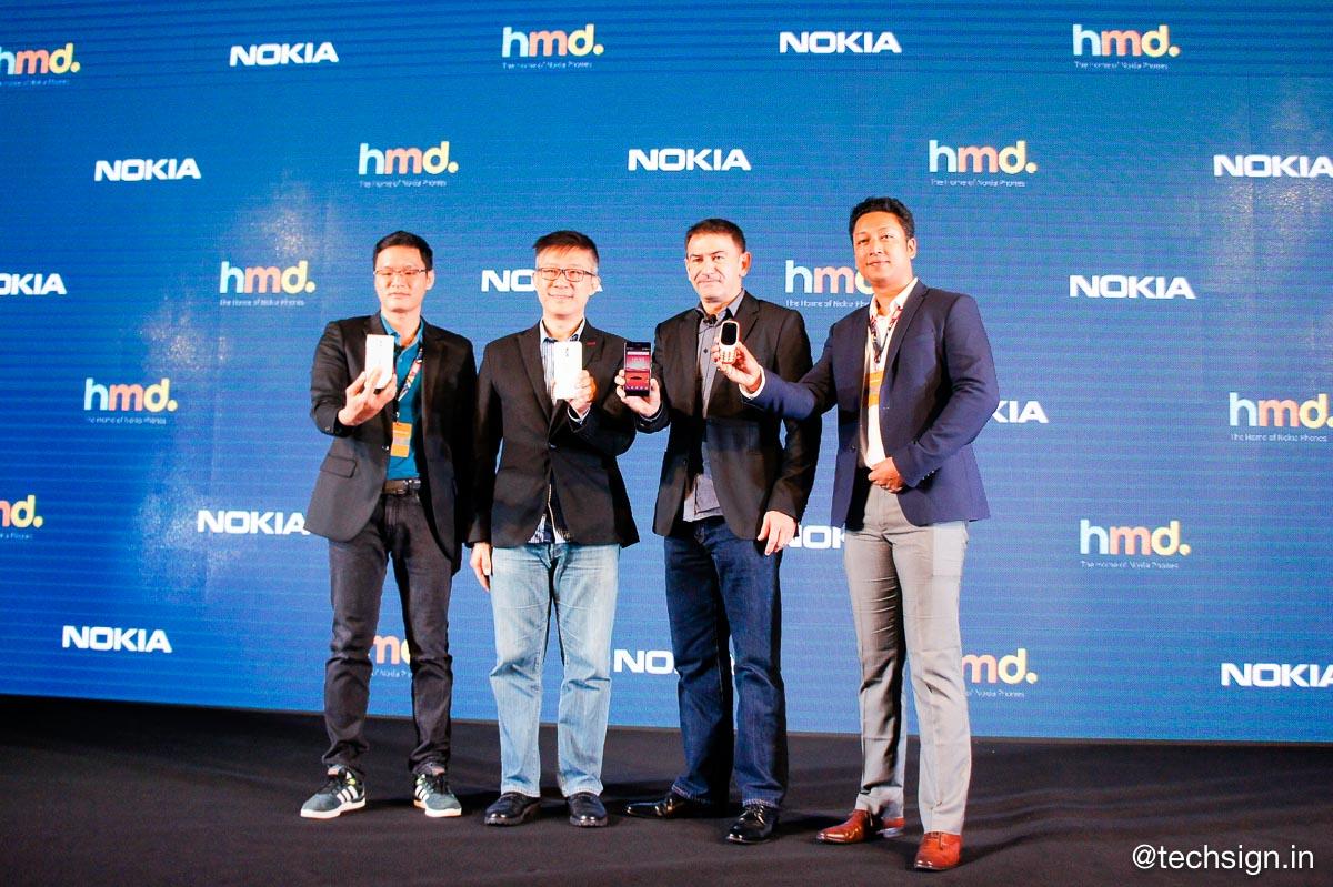 HMD Global chính thức ra mắt 3 mẫu smartphone và Nokia 3310 tại Việt Nam