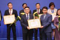 Huawei Việt Nam được vinh danh trong phong trào thi đua nộp ngân sách Nhà nước năm 2016