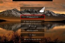 Spotbright: lưu ảnh từ Spotlight trên máy tính chạy Windows
