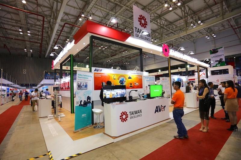 Taiwan Excellence đem 33 thương hiệu tham dự triển lãm