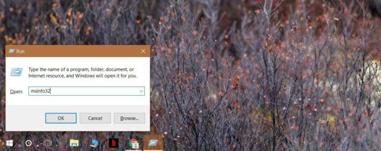 Tìm phiên bản và cập nhật BIOS trên Windows 10