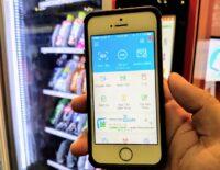 Thử dùng Zalo Pay mua nước giải khát từ máy bán hàng tự động