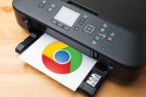 Chrome OS cho phép sử dụng máy in không cần đám mây