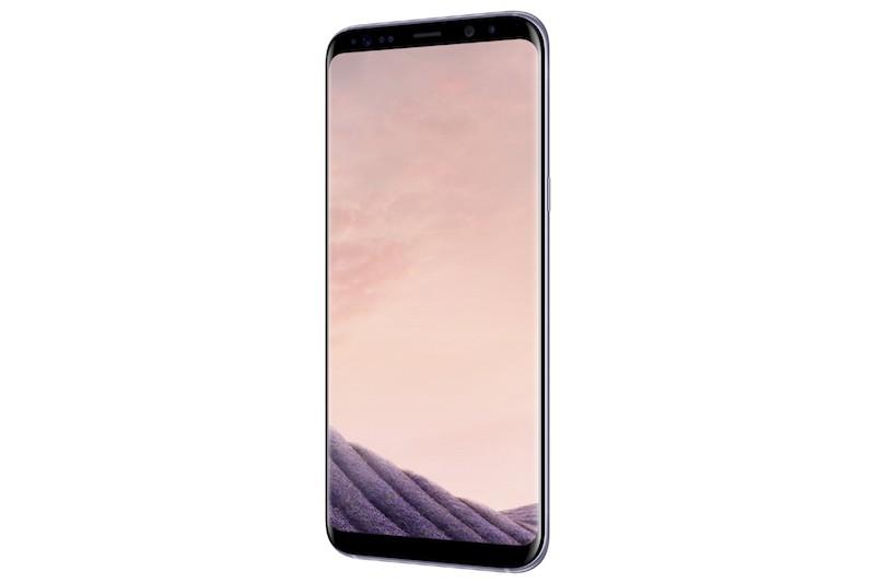 Galaxy S8 Plus có phiên bản màu tím khói