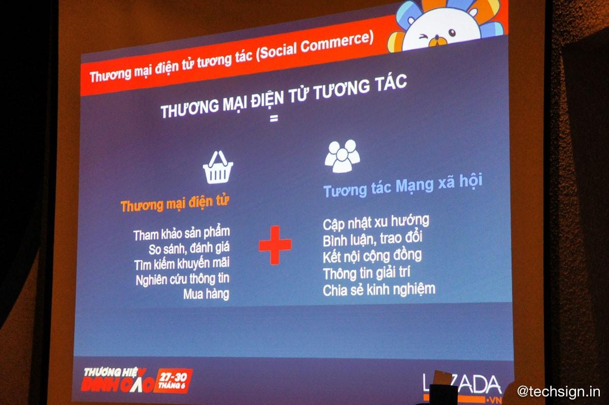 Lazada khởi động Social Commerce qua chương trình 'thương hiệu đỉnh cao, cùng sao săn giá'