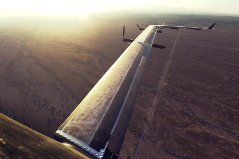 Máy bay không người lái của Facebook hoàn thành chuyến bay thử nghiệm thứ hai