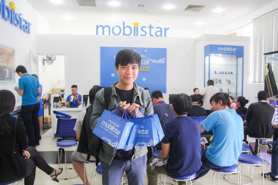 Mobiistar Zumbo J2 nhận được sự quan tâm vào ngày mở bán