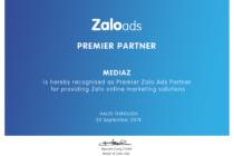 Zalo mở chương trình Đối tác cao cấp dành cho các đại lý quảng cáo uy tín