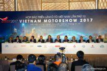 Khởi động triển lãm ô tô Việt Nam lần thứ 13 - Vietnam Motor Show 2017