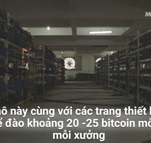 Nếu có ý định đầu tư dàn máy đào BitCoin, bạn hãy xem video này trước rồi quyết định cũng không muộn