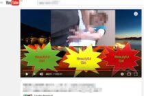 YouTube tại Việt Nam tràn ngập video khiêu dâm