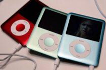 Nhìn lại 12 năm tồn tại của iPod nano