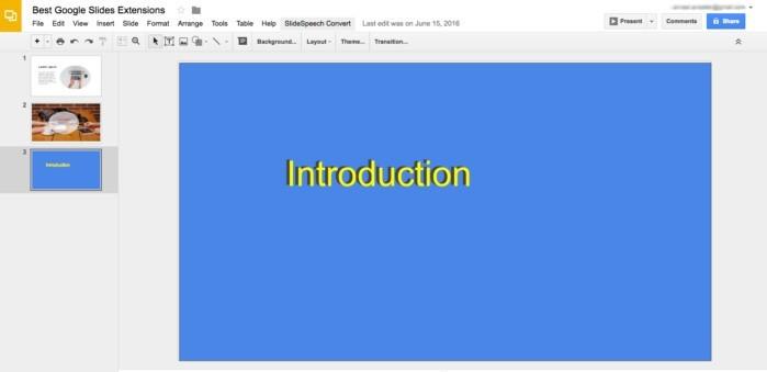 Bạn dùng Google Slide? Hãy cài thêm 3 extensions này cho Chrome