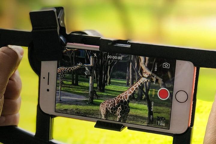 9 phụ kiện độc đáo cho camera của smartphone