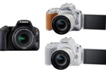 Canon EOS 200D và EOS 6D Mark II chính thức ra mắt