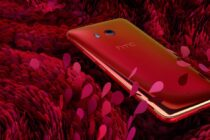 HTC U11 có thêm phiên bản đỏ thời thượng, giá 17 triệu, tặng quà 1,5 triệu đồng