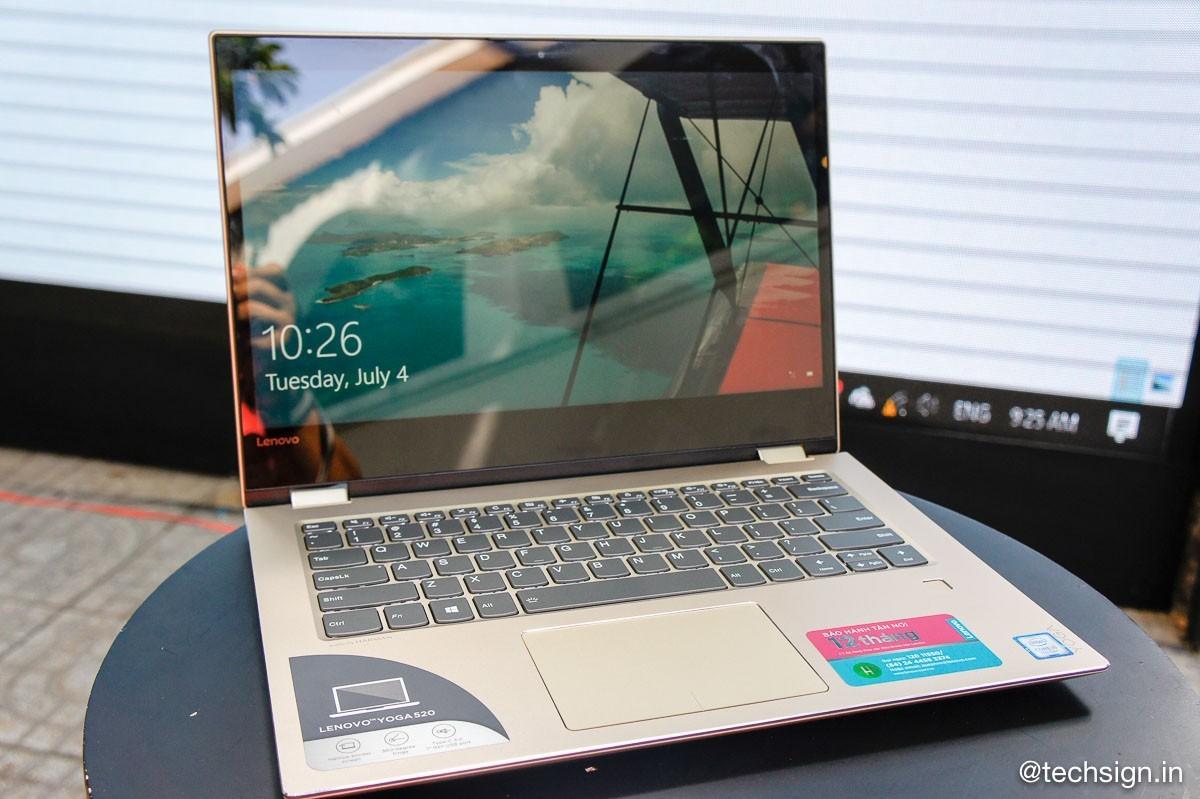 Lenovo Ra Mắt 3 Mẫu Laptop Di động Yoga 520 720 V 224 Ideapad