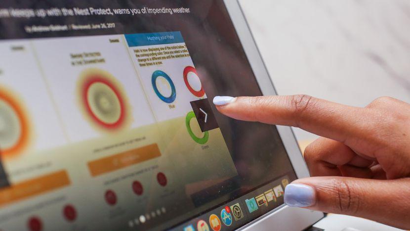MacBook Air cuối cùng cũng có màn hình cảm ứng, công lao không phải của Apple