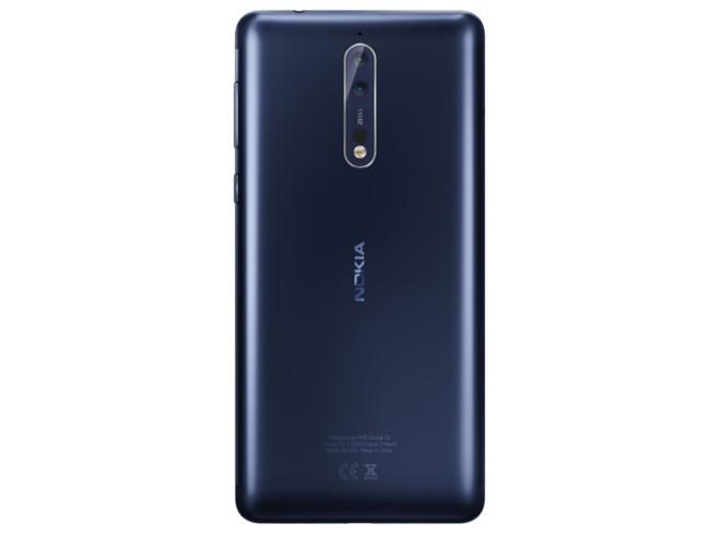 Nokia 8 có thể bán ở VN đầu tháng 9, giá khoảng 12 triệu