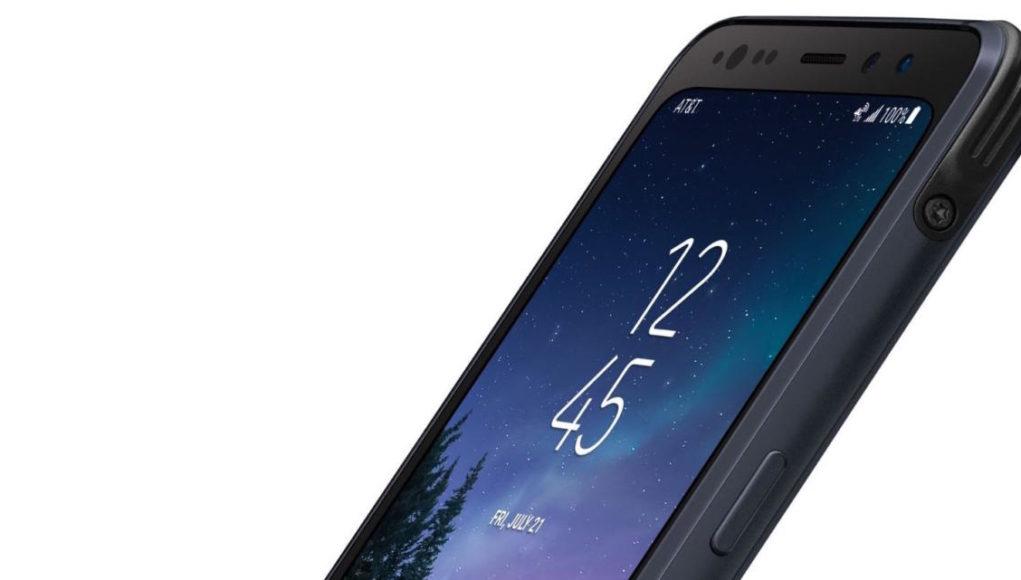 Lộ ảnh render chính thức của Galaxy S8 Active