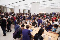 Apple khai trương cửa hàng bán lẻ đầu tiên tại Đài Loan
