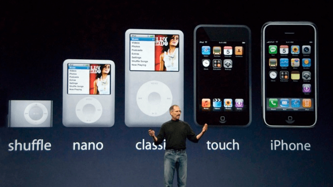 Apple chính thức ngừng sản xuất iPod Nano và iPod Shuffle