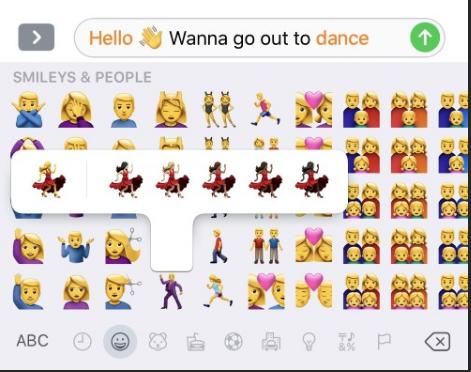 Bạn sẽ không ngờ bàn phím của iPhone cũng có thể giúp bạn giải trí đến thế này