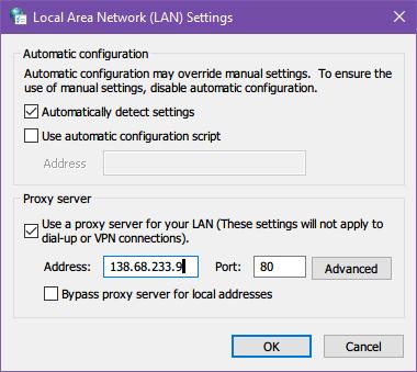 Cách fake IP trên Chrome, Opera hay Vivaldi