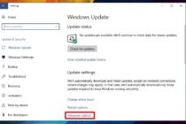 Cách hạn chế băng thông cho các bản cập nhật ở Windows 10