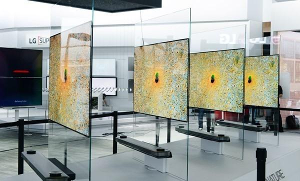 LG OLED TV phá kỷ lục, nắm giữ vị trí TV tốt nhất 2017