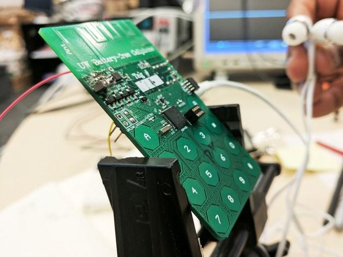 Trong tương lai, điện thoại có thể thực hiện cuộc gọi mà không cần pin