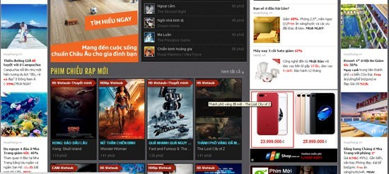 Bắt đầu dừng quảng cáo trên 50 trang web vi phạm bản quyền