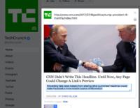 Facebook tắt chỉnh sửa tiêu đề liên kết để đẩy lùi tin giả mạo